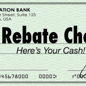 Look Up Manufacturer Rebates